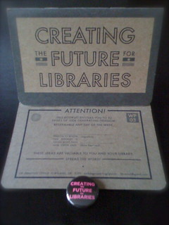 CREATING the FUTURE for LIBRARIES