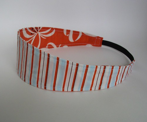Katie Skips Rope Reversible Headband