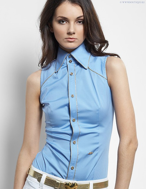 Fully Buttoned Blouse 49