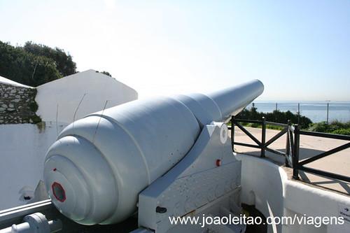 Canhão 100 Ton Gun