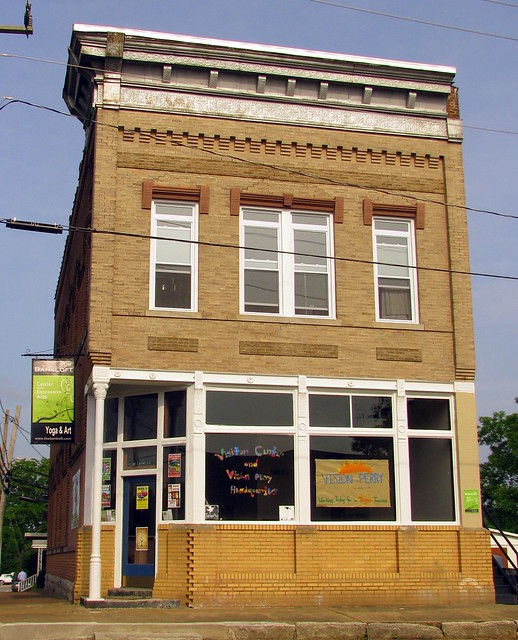 Linden Bank building