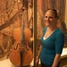Small photo of Valerie and a cello