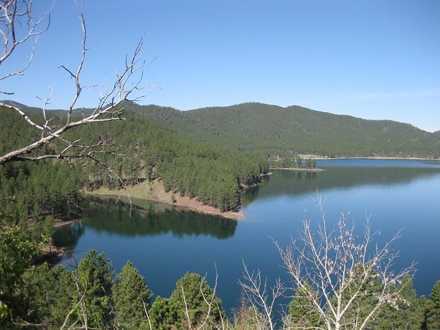 Pactola lake at a glance flickr photo sharing for Pactola lake cabins