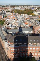 De Haagse Toren & de Grote of St.Jacobskerk