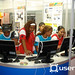 Children in Brazil using Userful Multiplier Workstations