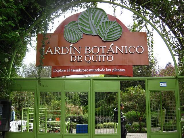 Jardin botanico de quito flickr photo sharing for Jardin botanico u de talca
