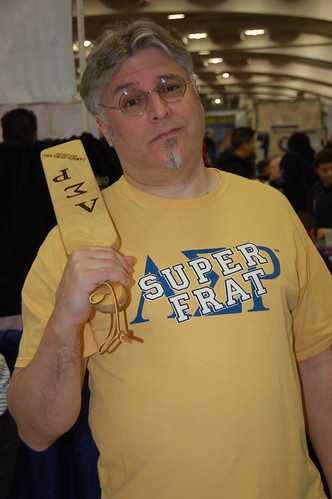 Wonder Con 2009: Super Frat Brother