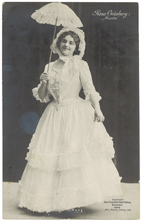 "Rosa Grünberg i ""Musette"" (1908)"