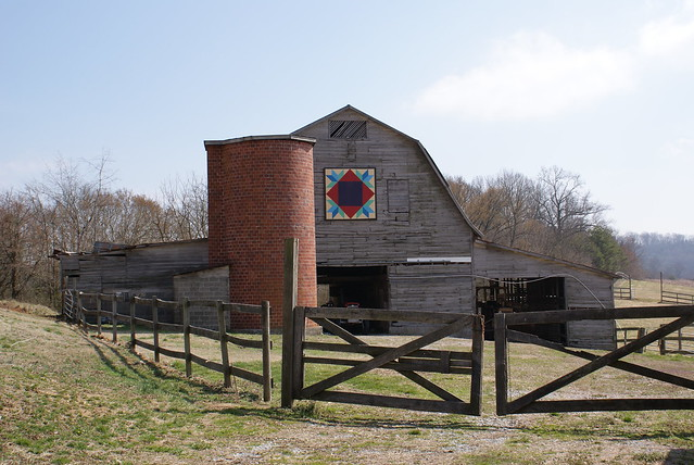Seclusion Bend Barn