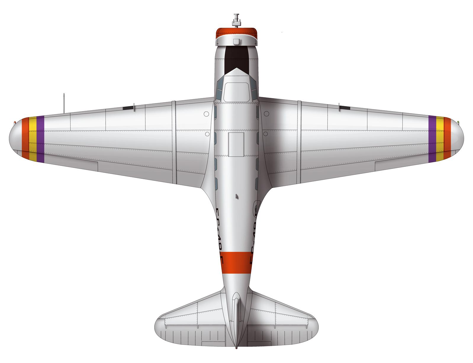 Vultee EC-48-E 3