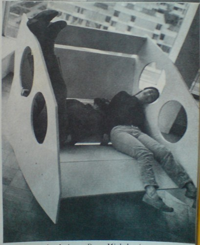 Tank Chair, 1968, Doug Michels & Bob Feild