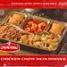 1970's Chun King Chicken Chow Mein Frozen Dinner Box