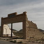 Ghost Town of Rhyolite, Nevada (11)