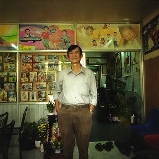 Mister ABC Photo in Saigon