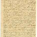 Indenture signed by Silas Deane (1)