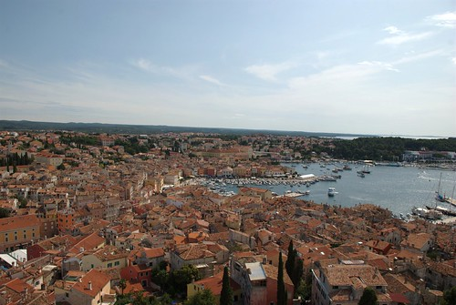 Roofs of Rovinj
