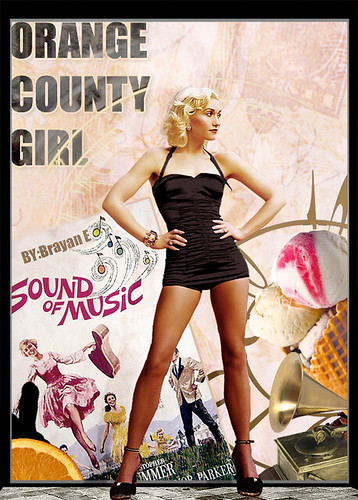 104.Gwen Stefani - Orange Conty Girl [0k4mi]