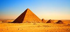 ¿Qué es la Gran Pirámide de Guiza? (Resumen)