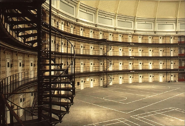panopticism is a theory that originates from studying the behavioural ...