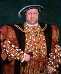 Portrait of King Henry VIII 1540c.