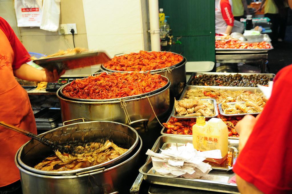 上海小龍蝦