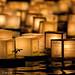 Lantern Floating Ceremony 3 by Scott Sharick