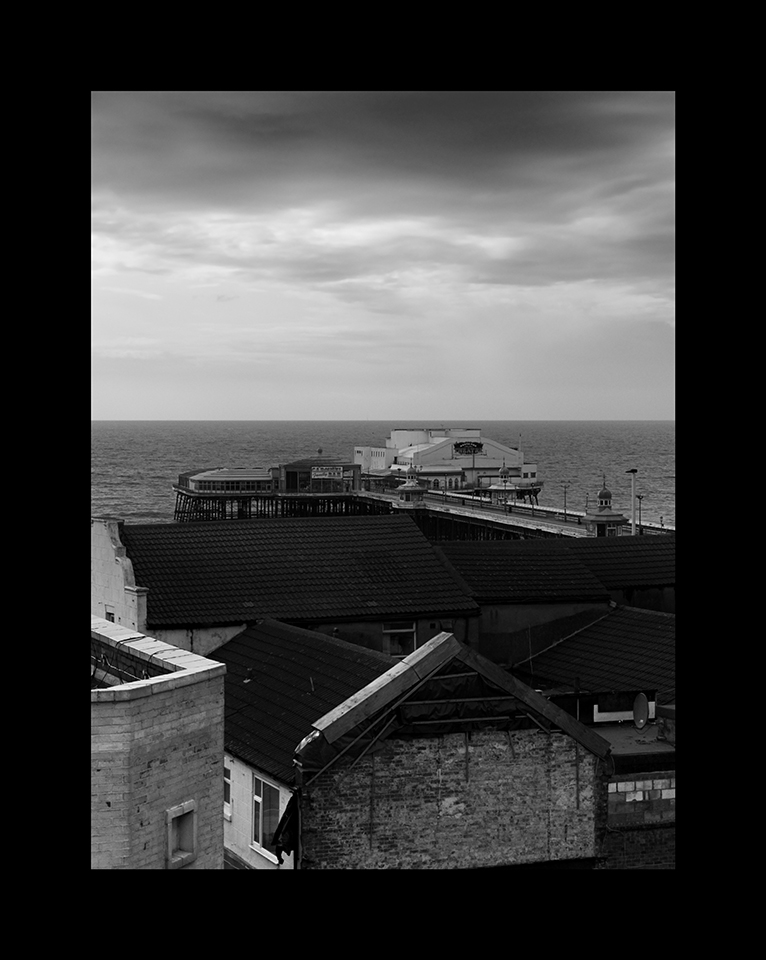 Rooftops by Nicholas M Vivian