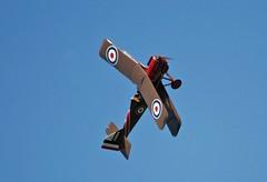 2009.05  LA FERTE ALAIS - Meeting aérien - Guerre 14/18