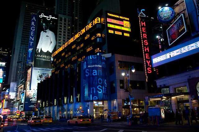 Morgan Stanley New York   Morgan Stanley New York Times Squa…   Flickr