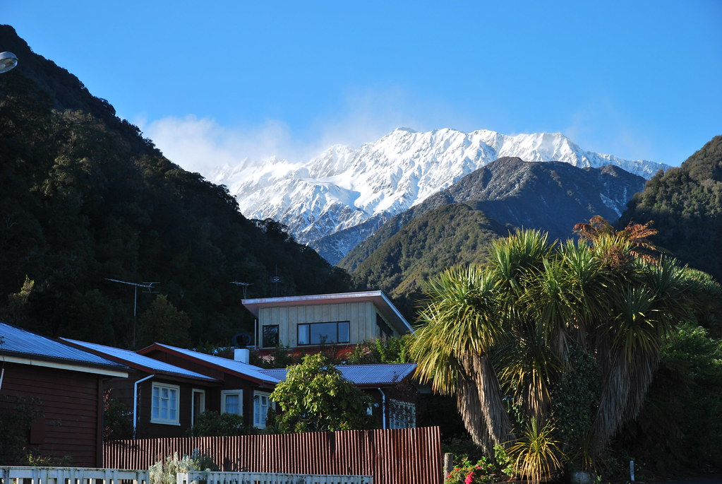 Franz Josef - West Coast - South Island - New Zealand