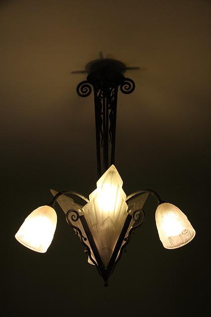 lustre art deco degu art deco degu chandelier flickr. Black Bedroom Furniture Sets. Home Design Ideas
