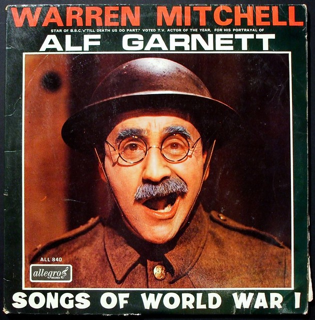 Warren Mitchell - Songs of World War 1