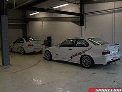 Speed Religion E46M3CSL & E36M3
