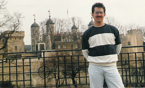 Eric Howton Tower of London 92
