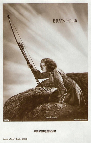 Die Nibelungen I: Brunhild