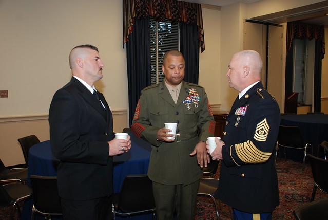 House Guard & Reserve Caucus Breakfast