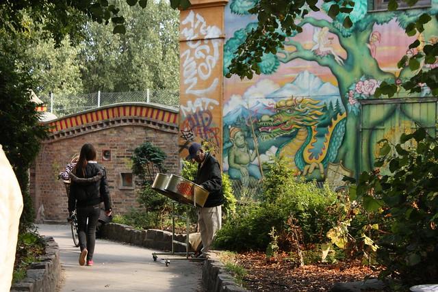 Freetown Christiania by CC user kieranlynam on Flickr