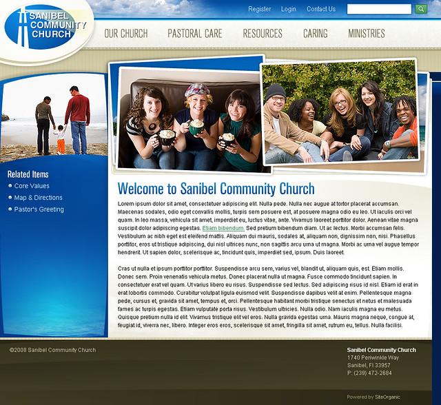 Sanibel Community Church - General A