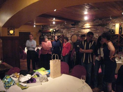 John Steinberg's Birthday Party, Kuleto's T… IMG_7978