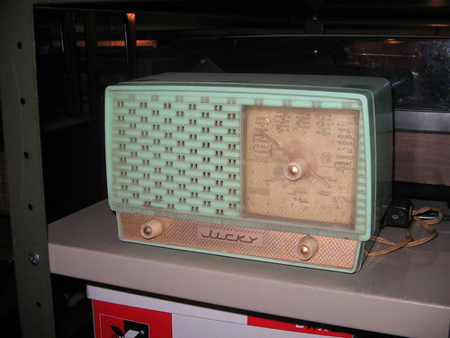 Little 50's Radio, France UCKY