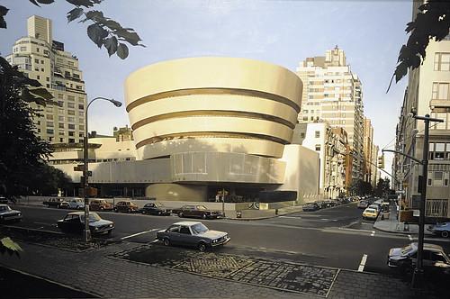 Guggenheim in NewYork in Berlin
