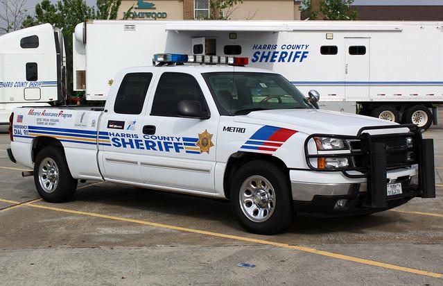 Harris County Car Accident Reprt