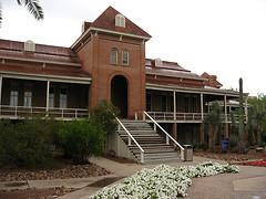 Old Main, University of Arizona