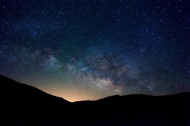 anza borrego starscape from Flickr via Wylio
