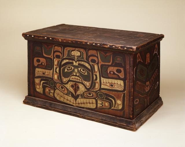 Kwakiutl Box
