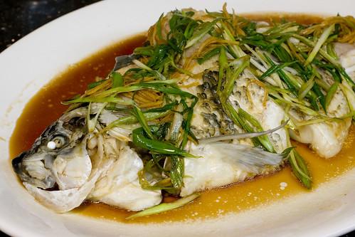 Chinese steamed fish foodmayhem for Buffalo fish taste