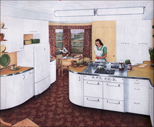 1940s Kitchen By St Charles Flickr Photo Sharing