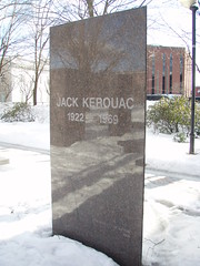 Jack Kerouac Memorial, Lowell