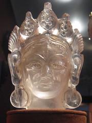 Head of a Deity