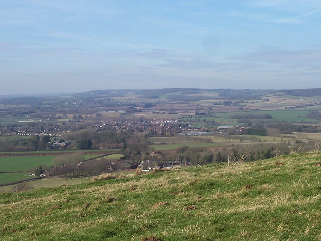 View of Wye Village